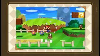 Paper Mario Sticker Star - Tr�iler E3