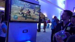 Jugando a Assassin's Creed III Wii U - Vandal TV E3 2012