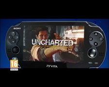 PS Vita - Pack Uncharted: El Abismo de Oro