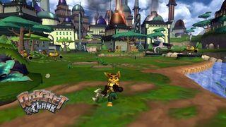 Ratchet & Clank Trilogy - Tr�iler