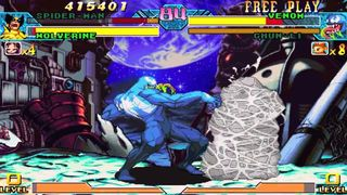 Marvel vs Capcom Origins - Debut