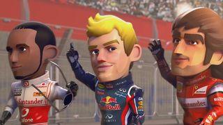 F1 Race Stars - Anuncio