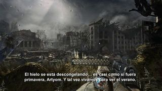 Metro: Last Light - Demo E3 2012
