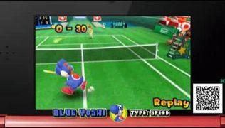 Mario Tennis Open - Yoshis