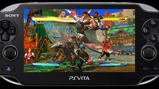 Street Fighter x Tekken VITA - Combate 2