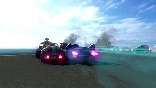 Sonic & All-Stars Racing Transformed - Tr�iler Gamescom