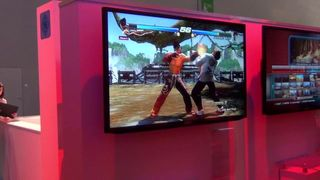 Jugando a Tekken Tag Tournament 2 - Vandal TV GC 2012