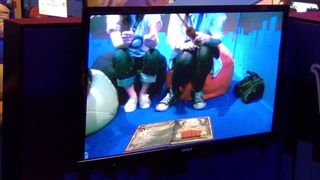 Demostraci�n Wonderbook - Vandal TV GC 2012