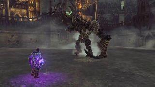 Darksiders II - Dise�o de combate