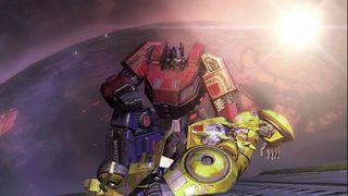 Transformers: Fall of Cybertron - Tr�iler de lanzamiento