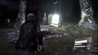 Resident Evil 6 - Sesi�n de juego Leon y Helena