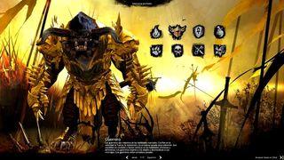 Guild Wars 2 - Creando un Charr