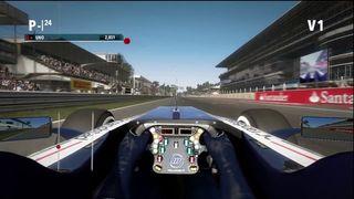 F1 2012 Demo - Clasificaci�n en Monza