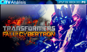 Videoan�lisis Transformers: Fall of Cybertron