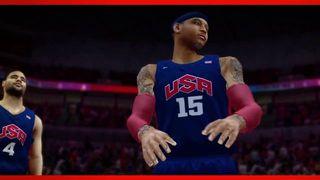 NBA 2K13 - Dream Team del 92 vs Selecci�n Americana del 2012