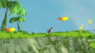 Rayman Jungle Run - Lanzamiento