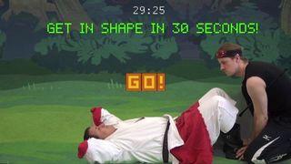 Half-Minute Hero: Super Mega Neo Climax - En forma