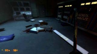 Black Mesa - Jugando con la palanca
