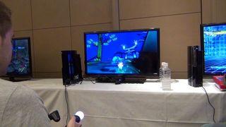 Jugando a Okami HD - Vandal TV TGS 2012