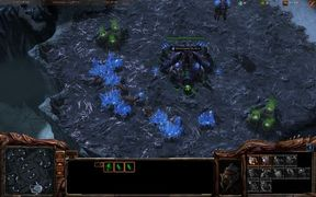 StarCraft II: Heart of the Swarm - Batalla Zerg