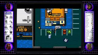 Retro City Rampage - Primeros minutos