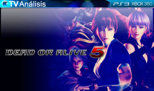 Videoan�lisis Dead or Alive 5