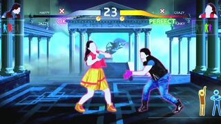 Just Dance 4 - Kinect
