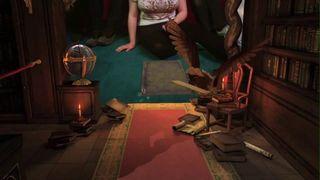 Wonderbook: El libro de los hechizos - Desarrollo