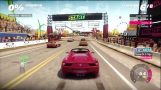 Forza Horizon - Ferrari 458 Spider
