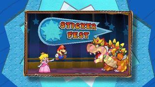Paper Mario: Sticker Star - Nintendo Direct (2)