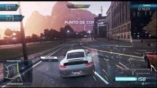 Need for Speed: Most Wanted - Segunda carrera