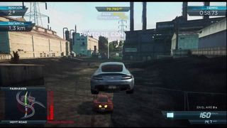 Need for Speed: Most Wanted - Carrera con polic�a