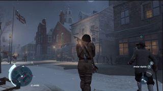 Assassin's Creed III - Connor en Boston