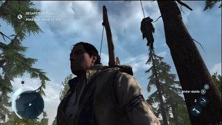 Assassin's Creed III - Dardo de cuerda