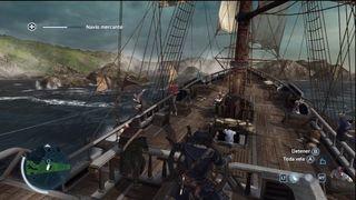 Assassin's Creed III - Batalla naval