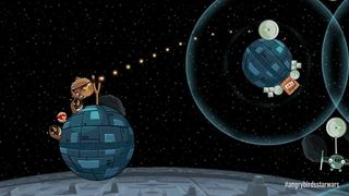 Angry Birds: Star Wars - Han Solo & Chewie
