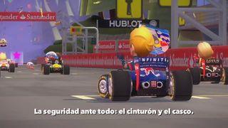 F1 Race Stars - Jugabilidad parte 2