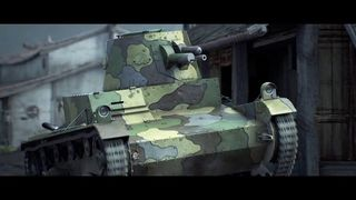 World of Tanks - Tanques chinos