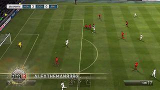 FIFA 13 - Los mejores goles (5)