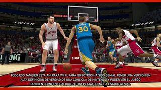 NBA 2K13 para Wii U - Diario de desarrollo