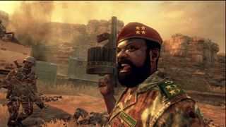 Campa�a Call of Duty: Black Ops II - Angola 1986