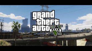 Grand Theft Auto V - Segundo tr�iler