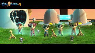 Creatures 4 - Gangnam Style