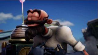 Epic Mickey 2: El retorno de dos h�roes - Introducci�n (2)