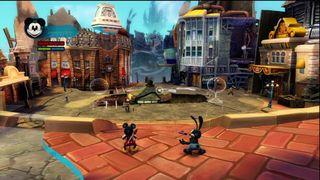 Epic Mickey 2: El retorno de dos h�roes - La Calle del Mal