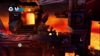 Epic Mickey 2: El retorno de dos h�roes - Fase 2D