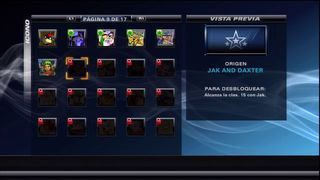 PlayStation All-Stars Battle Royale - Personalizaci�n (1)