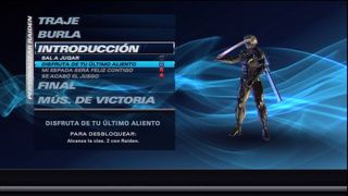 PlayStation All-Stars Battle Royale - Personalizaci�n (2)