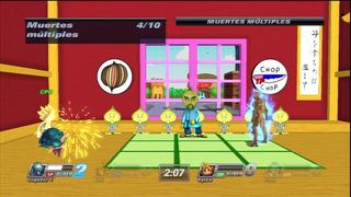 PlayStation All-Stars Battle Royale - Retos Raiden (2)