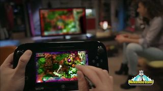 Nintendo Land - Anuncio Pikmin
